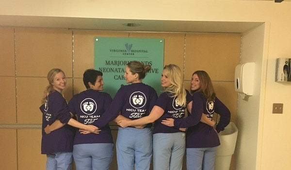 Nicu Nurses T-Shirt Photo