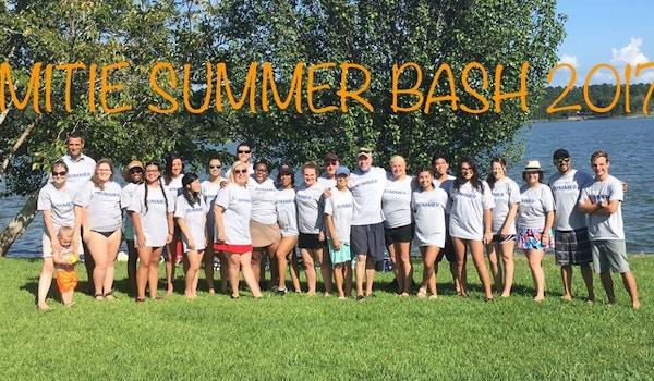 Mitie Summer Bash 2017 T-Shirt Photo