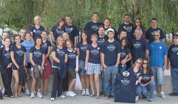 Ben Neibold Memories Team T-Shirt Photo