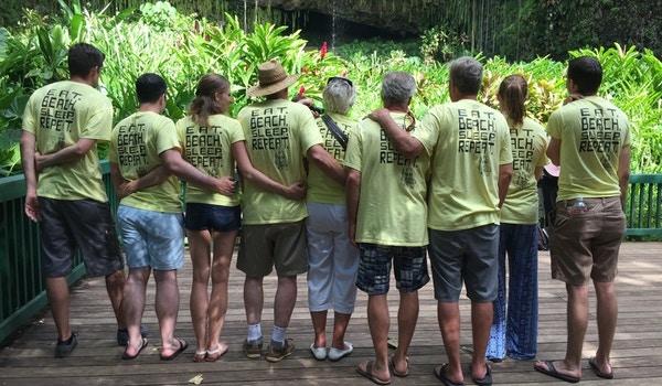 Kauai 2017 T-Shirt Photo