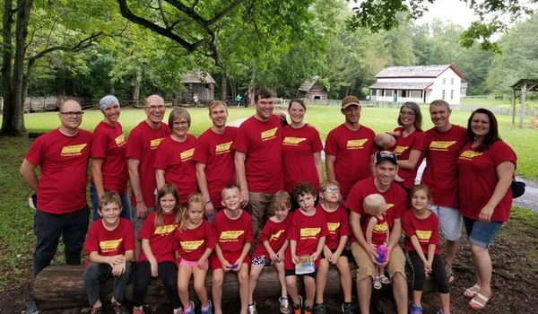 Woodward Family Reunion T-Shirt Photo