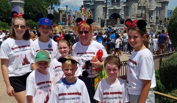 Disney World   Where Dreams Do Come True T-Shirt Photo
