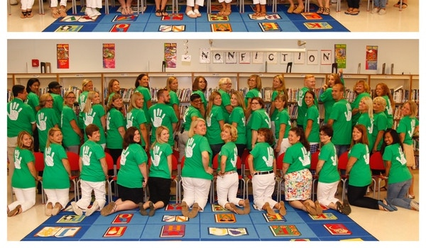 Rodgers Forge Elementary Staff Shirts T-Shirt Photo