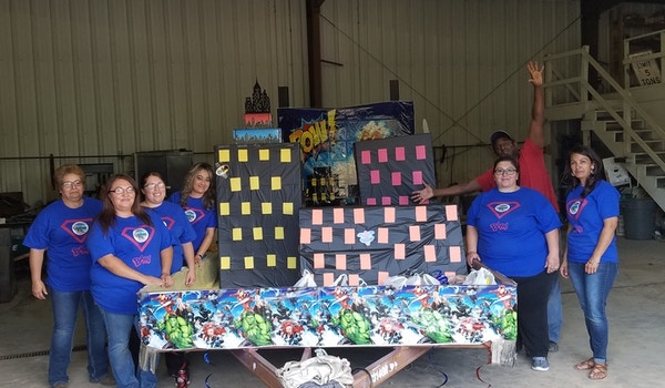Giving Back To Our Community For Labor Day! T-Shirt Photo