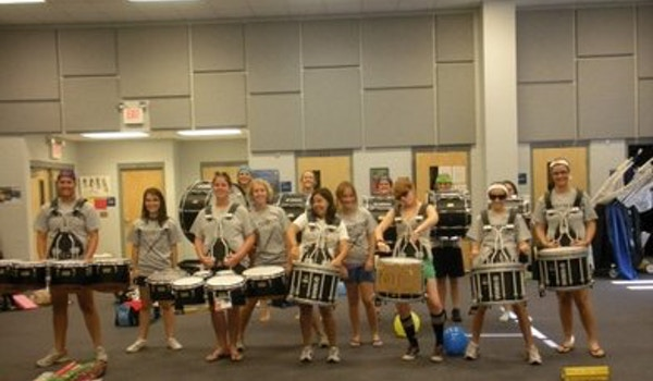 """Revamped Drumline"" T-Shirt Photo"