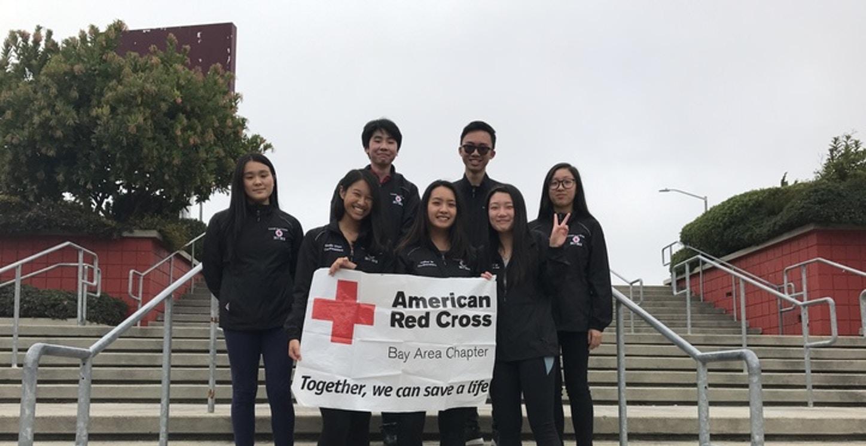 Lowell Red Cross T-Shirt Photo