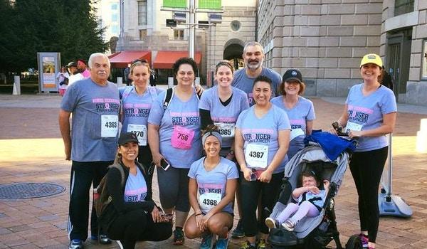 Breast Cancer 5 K T-Shirt Photo