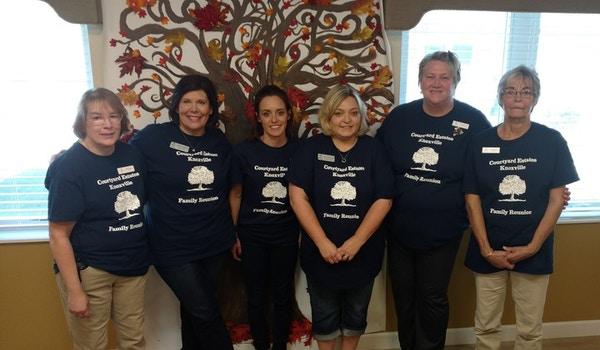 Cye Family Reunion 2017 T-Shirt Photo