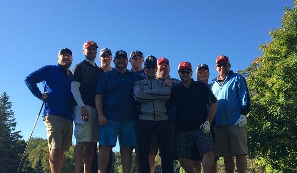 Mn Golf Trip 2017 T-Shirt Photo
