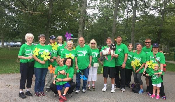 Alzheimer's Walk 2017 Long Island T-Shirt Photo