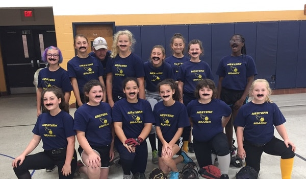 A Softball Team Full Of Pirates T-Shirt Photo
