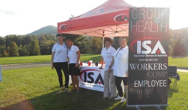 Isa At The Cliffs At Walnut Cove T-Shirt Photo