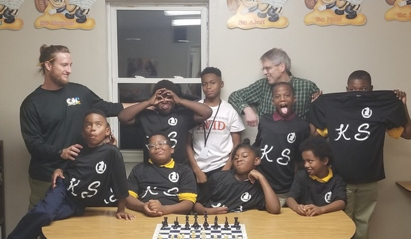 We Take Chess Seriously  T-Shirt Photo