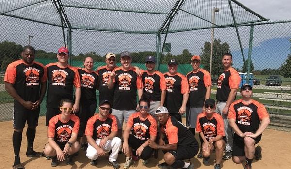 Inglorious Batters T-Shirt Photo