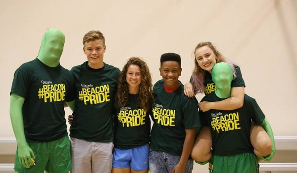#Beacon Pride Homecoming 2017 T-Shirt Photo