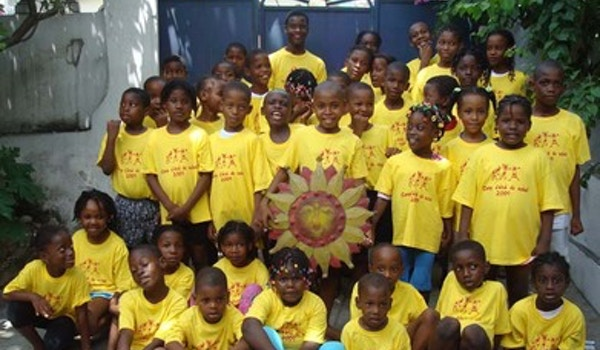 Camp Dete Du Soleil 2009 Summer Camp Program T-Shirt Photo