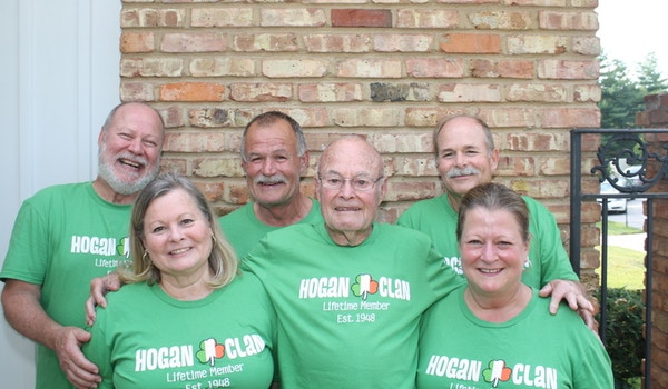 Heart Of The Family T-Shirt Photo