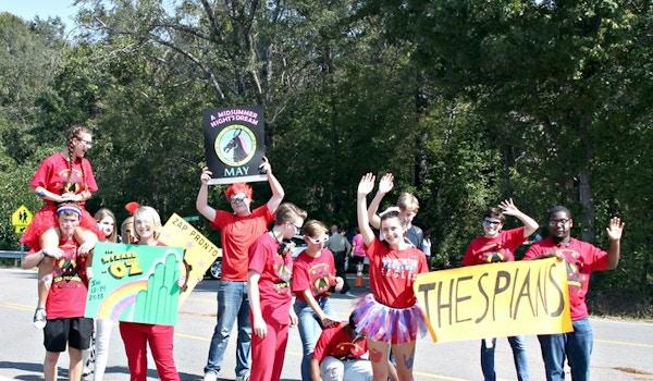 Homecoming Parade T-Shirt Photo