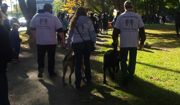 American Foundation For Suicide Prevention Walk T-Shirt Photo