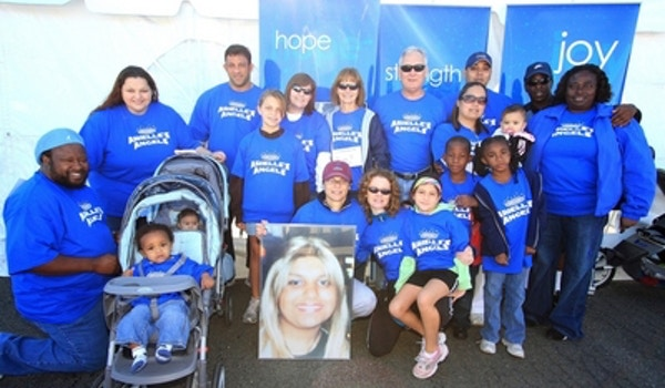 Walk For Wishes T-Shirt Photo