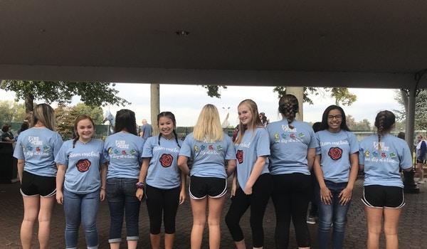 Team Rosebud T-Shirt Photo