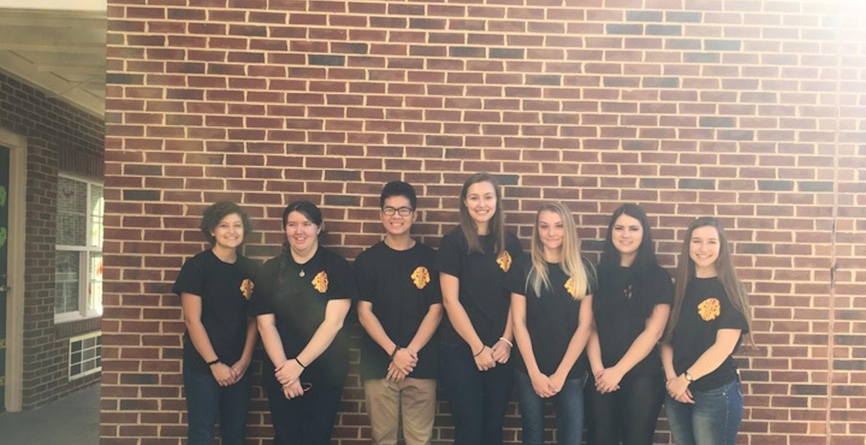 Wingate University Leo Club T-Shirt Photo