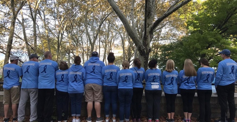 Seek & Destroy Colon Cancer T-Shirt Photo
