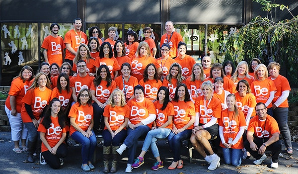 Unity Day 2017 Frankfort Schuyler Elementary School T-Shirt Photo