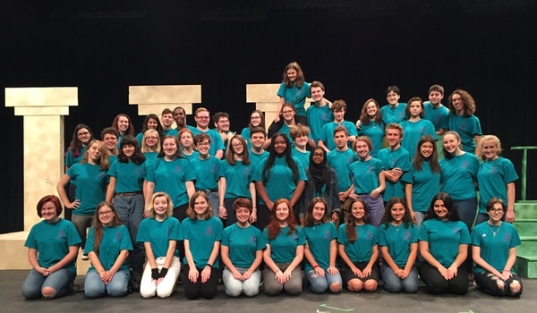 Cast And Crew Of Twelfth Night T-Shirt Photo