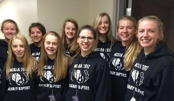 Thunder Volleyball T-Shirt Photo