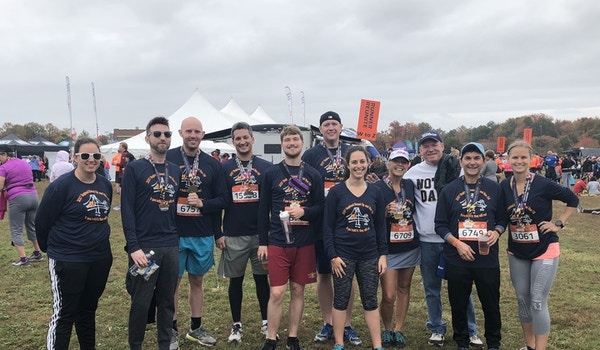 Regional Round Up And Run Off: Across The Bay 10k! T-Shirt Photo