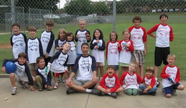 De Lux Kickball League T-Shirt Photo