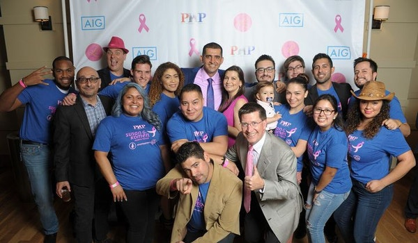 Php Pink Party T-Shirt Photo