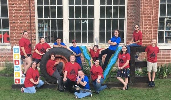 Blue Ridge Center Stage T-Shirt Photo