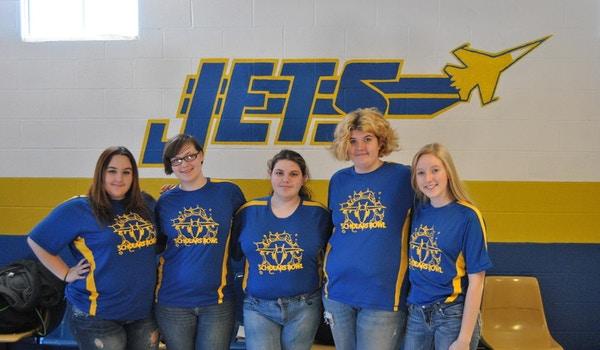 Scholars Bowl T-Shirt Photo