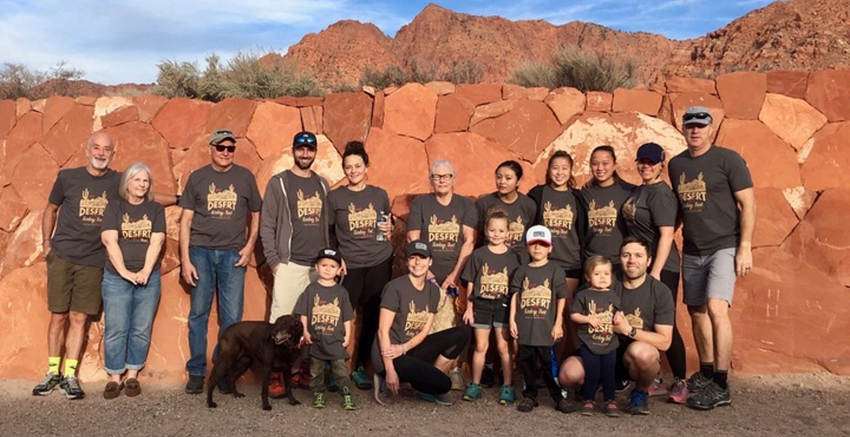 Desert Turkey Trot! T-Shirt Photo