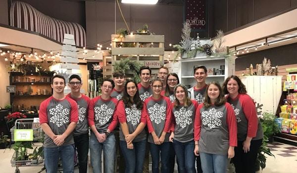 Choir Christmas Tour T-Shirt Photo