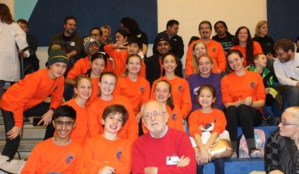 Latin School Science Olympiad Team T-Shirt Photo