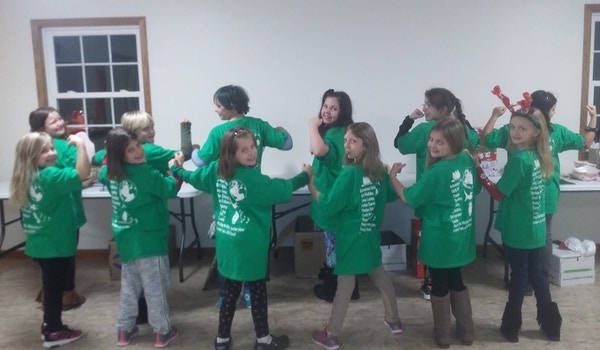 Girl Scout Strong  T-Shirt Photo