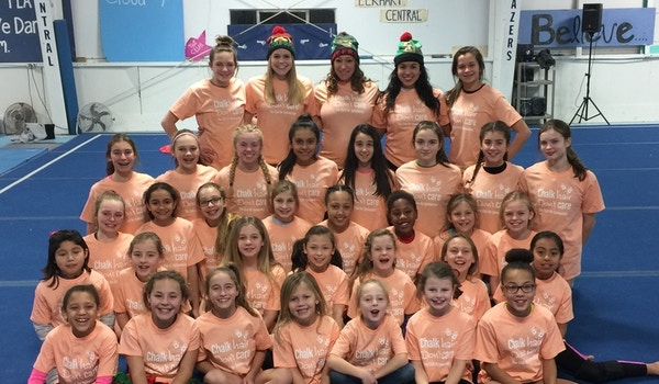The Club For Gymnastics Annual Christmas Party T-Shirt Photo
