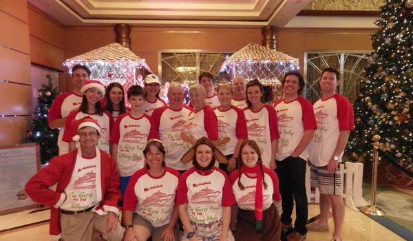 Christmas Cruise Reunion T-Shirt Photo