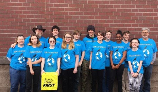 First Frc Team 5683 T-Shirt Photo
