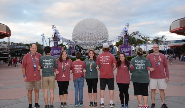 Happiest Place On Earth T-Shirt Photo