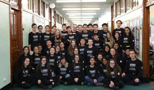 Staten Island Tech Science Olympiad Team T-Shirt Photo