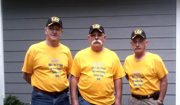 Viet Nam Veterans Reunite T-Shirt Photo