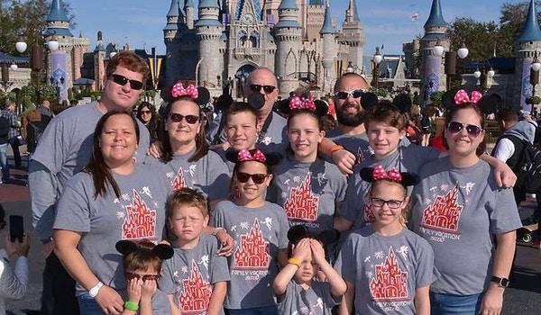 Celebrating Family Hope T-Shirt Photo