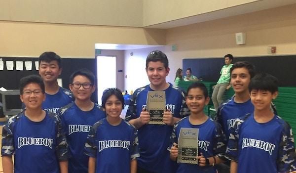 Bluebot Wins!!! T-Shirt Photo
