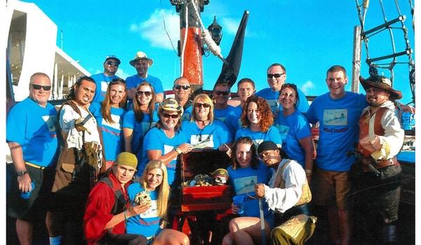 Cozumel Pirates Cruise T-Shirt Photo