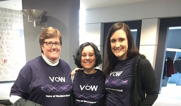 Voice Of Westmoreland T-Shirt Photo