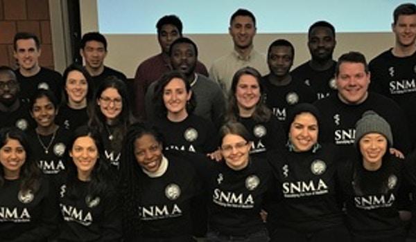 Snma Shirt Day At Creighton University School Of Medicine T-Shirt Photo